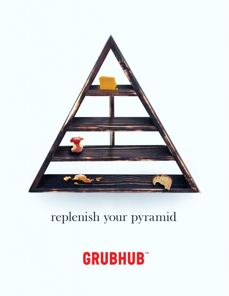 Without GRUBHUB